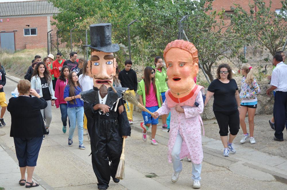 Pasacalles Fiestas patronales 2014