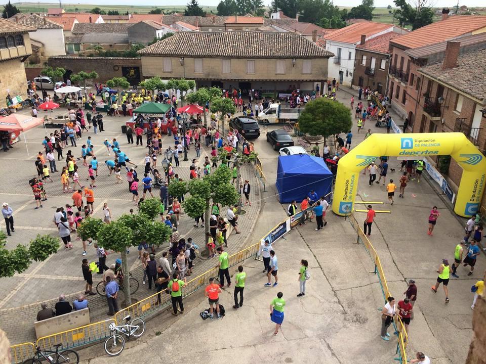 La carrera de la Legua de Diputación 2016