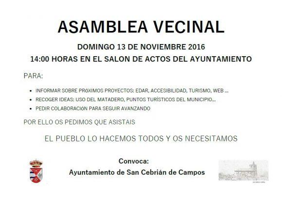 Asamblea Vecinal