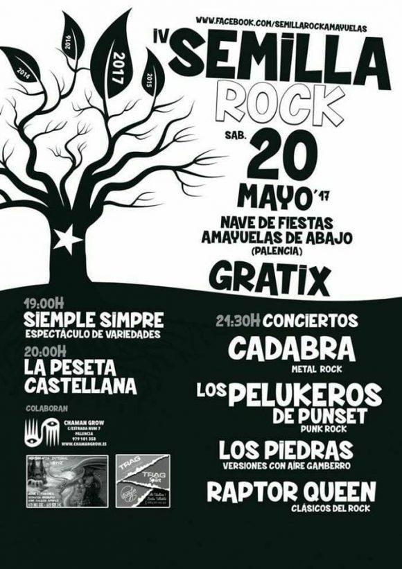 Semilla rock