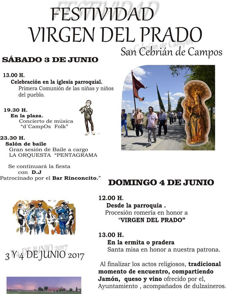 La Virgen del Prado en El Norte de Castilla