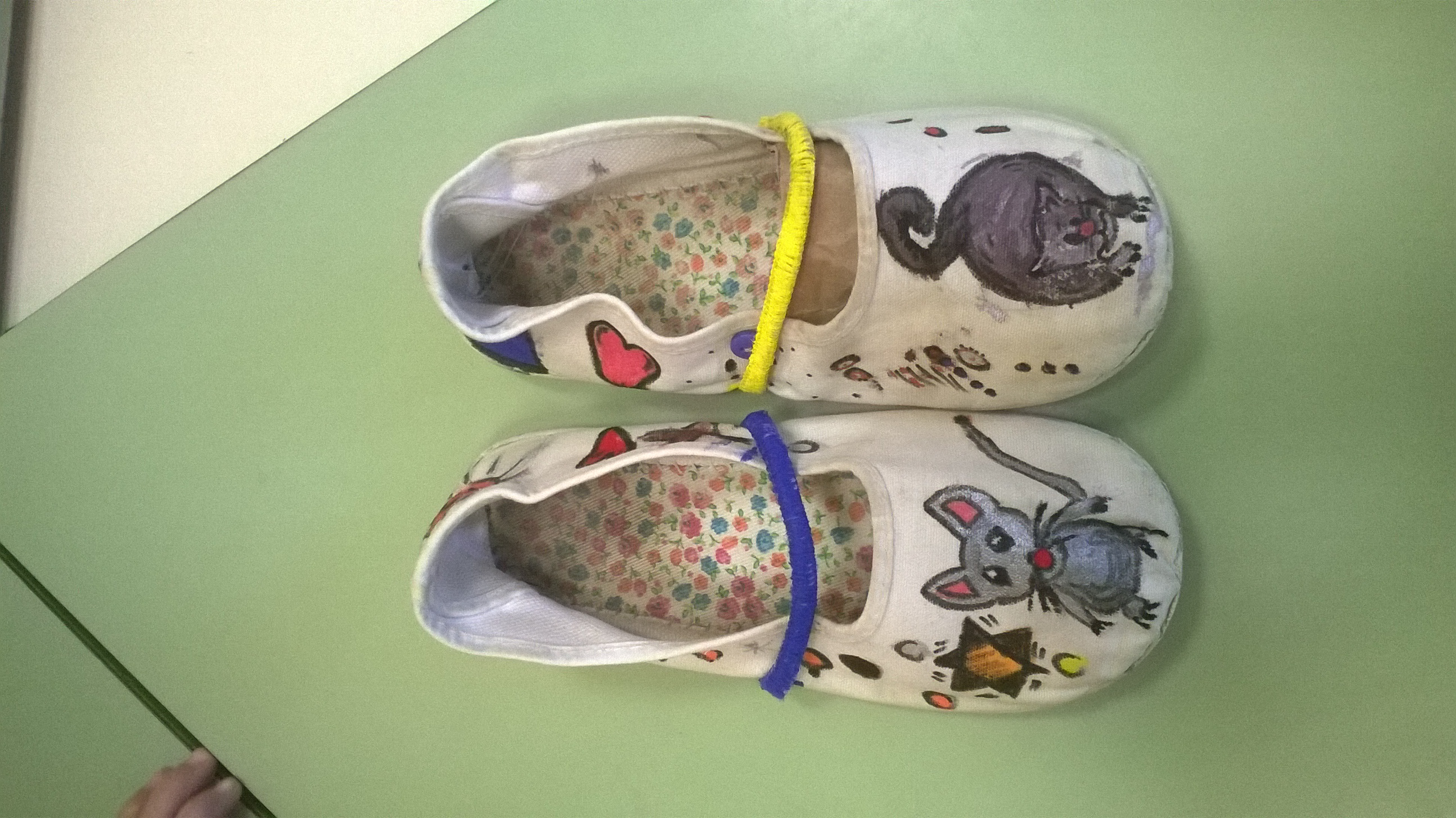 Taller de tuneo zapatillas verano 2016