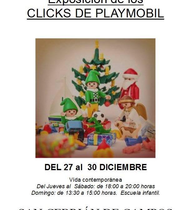 Comienza la exposición de Playmobil