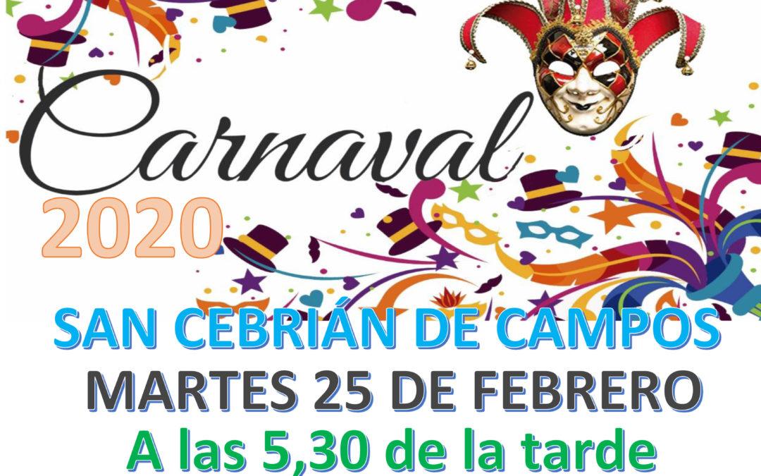 TARDE DE CARNAVAL 2020